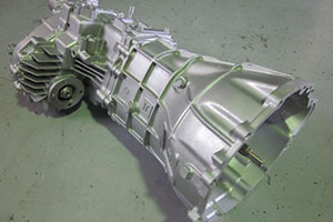 Holden gearbox
