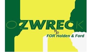 OZWRECK Logo