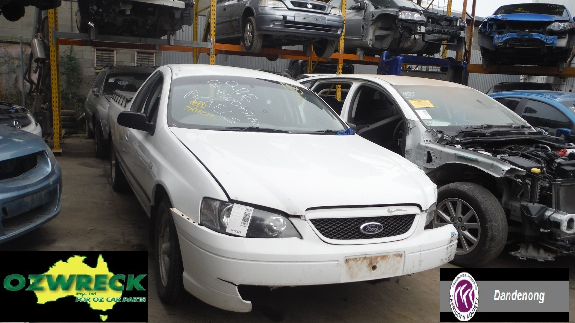2006 FORD FALCON BA XL UTE