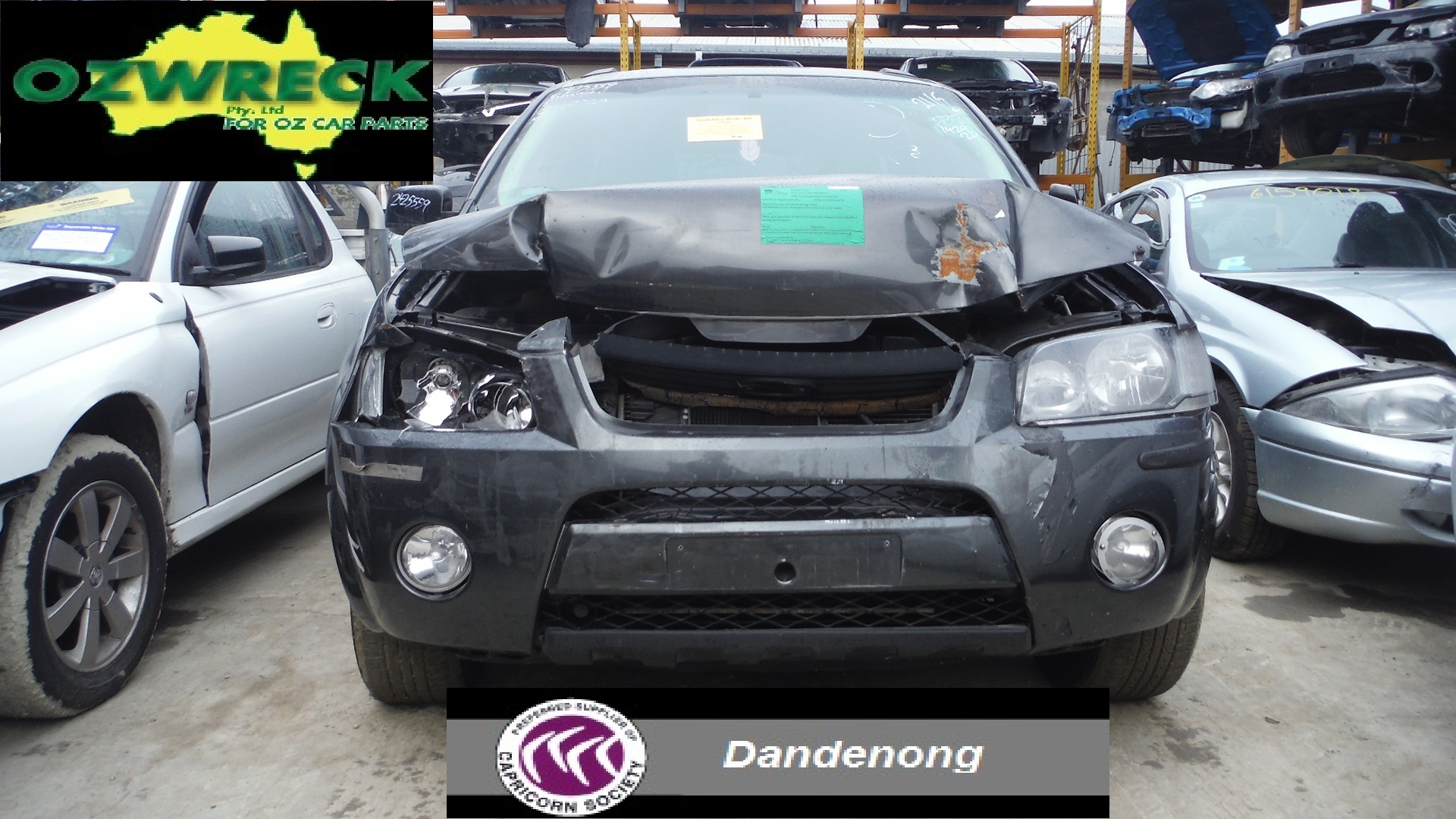 2007 FORD TERRITORY SY
