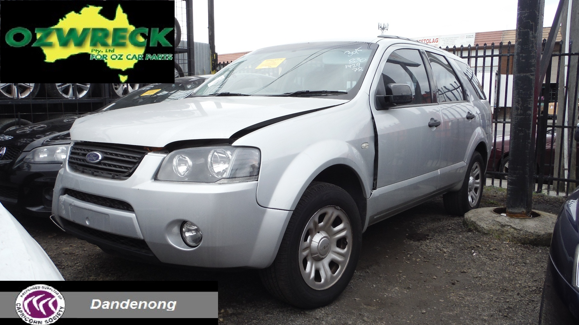2006 FORD SY TERRITORY