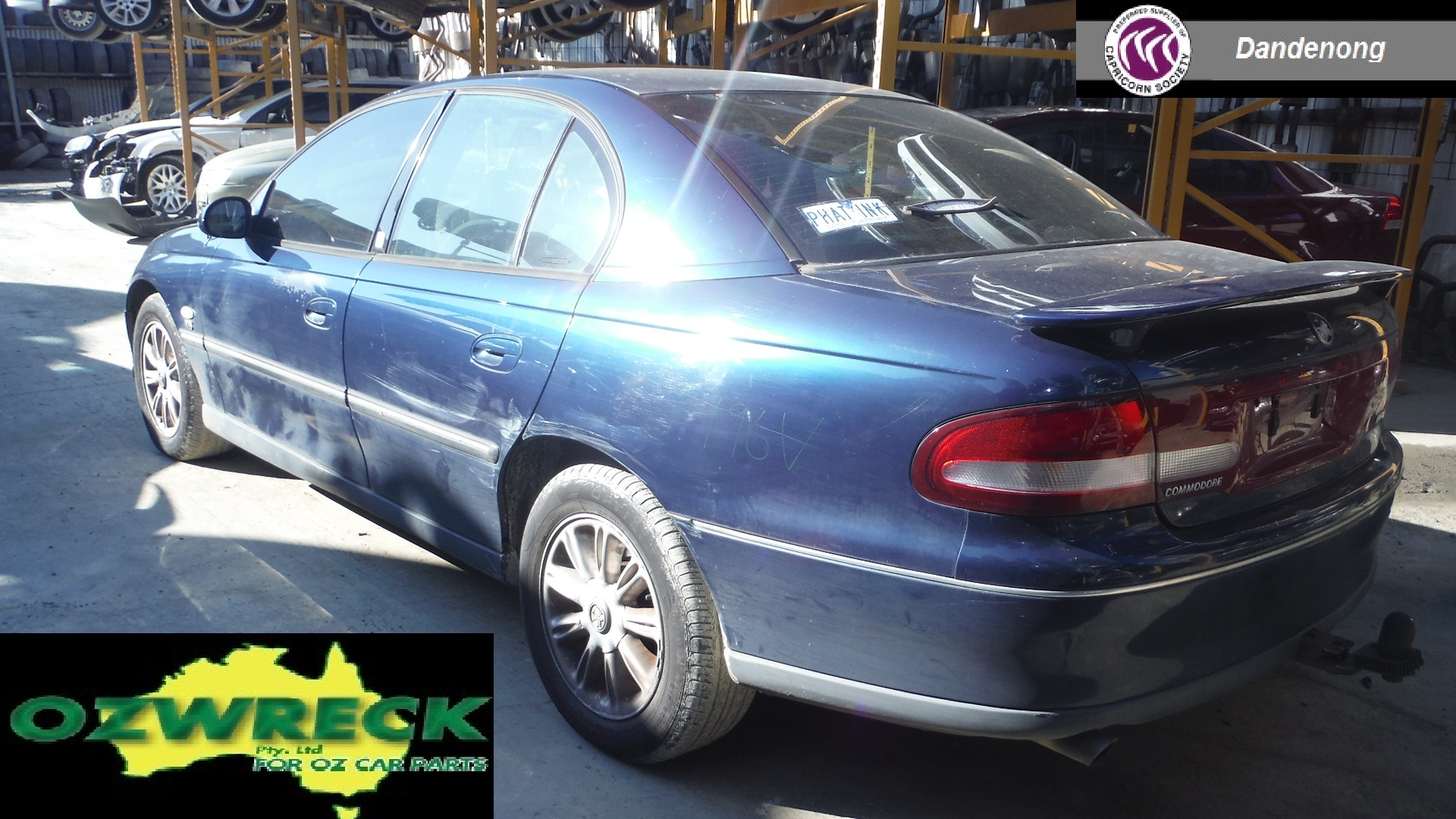 2000 HOLDEN COMMODORE VT II OLYMPIC EDITION